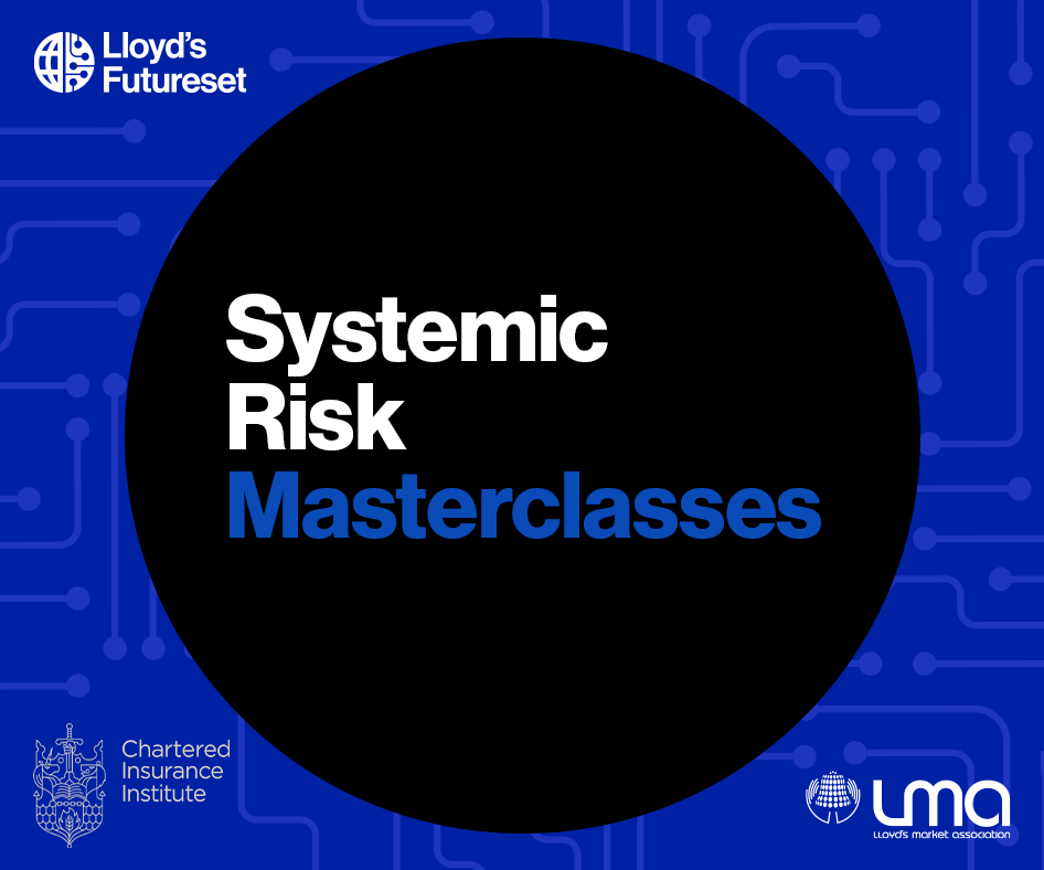 Professor Paula Jarzabkowski joined a panel discussion at Lloyd's Systemic Risk Masterclass, Beyond the Limit