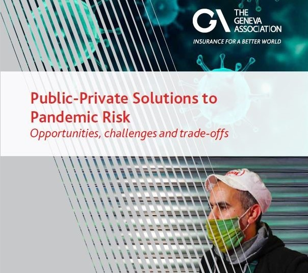 Professor Paula Jarzabkowski and her team collaborate with Dr Kai-Uwe Schanz from The Geneva Association on a research report on Public Private Solutions to Pandemic Risk